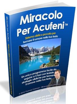 L'eBook Miracolo Per Acufeni TM
